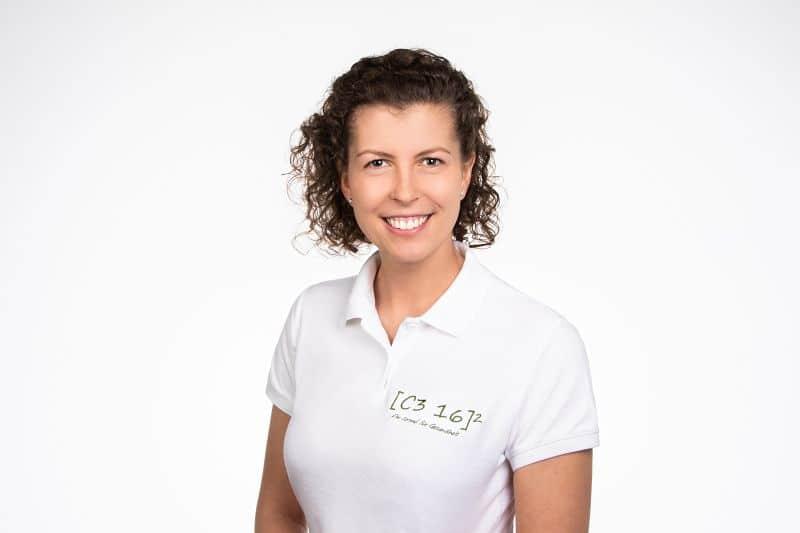 Anna Klingelhöfer, Physiotherapeutin und Heilpraktikerin C316 Mannheim